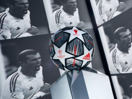 Επιστροφή στη δράση των αγώνων Champions League με καινούργια επετειακή μπάλα ADIDAS