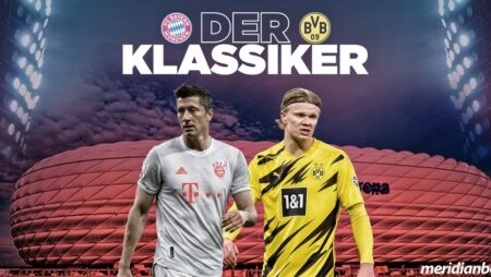 Tip of the day 06/03/2021: «Der Klassiker» στο Μόναχο