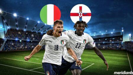 Tip of the day 25/03/2021: Ξεκινούν με το δεξί οι Ιταλοί