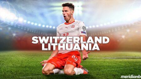Tip of the day 28/03/2021: Για το 2/2 οι Ελβετοί
