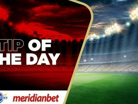 Tips of the day 26/10/2021 by Meridianbet:Να μην γκρεμίσει ότι έχει φτιάξει!