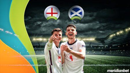 Tips of the day 18/06/2021 by Meridianbet: Δίνει συνέχεια στις νίκες η Αγγλία