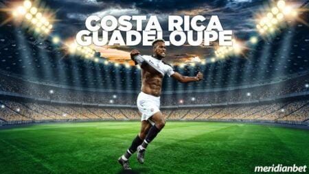 Tip of the day 12/07/2021 by Meridianbet: Καιρός για νίκη για Κόστα Ρίκα!